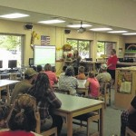 Parent question/answer session held at Shoals