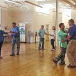 Intermediate Shag Classes held at The Pilot Center