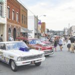 Race cars headline next Cruise In