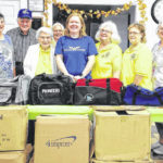 Stokes Ruritans collect bags for foster kids