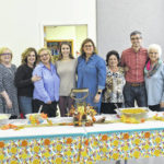 Shoals students enjoy Thanksgiving feast