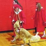 Weather doesn't deter East Surry grads