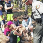 State park debuts new TRACK kids' trail