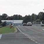 Cook School bridge completed; Westfield bridge construction begins