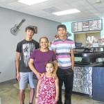 New ice cream shop adds a Mexican flair