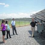 Local teachers 'STEMmersed' into Surry-Yadkin EMC's technology-driven business