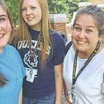 Area teens team up to serve