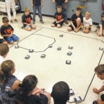 Future engineers attend camp at Surry