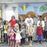 Vacation Bible School held at Pilot View Methodist Church