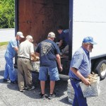 Outreach center adjusting to cuts in food supply