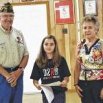 VFW announces essay contest winner
