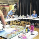 Local artists share inspiration