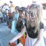 Halloween brings fun to Pilot Mountain
