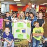 Pilot Mountain Elementary announces science fair winners