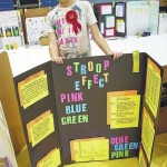 Surry students advance to regional science fair