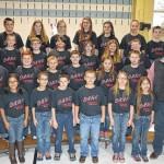 Westfield Elementary students graduate DARE