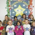 Students recognized at Nancy Reynolds Elementary