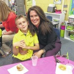 Shoals Elementary holds Muffins for Moms