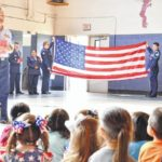 Central ROTC goes to Copeland