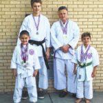 Karate school produces winners