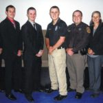 Seven graduate from law enforcement program