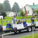 Rain does little to dampen Fourth celebration