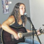 Musician stakes out career
