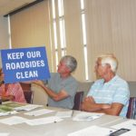 Group rolling out vision for litter campaign