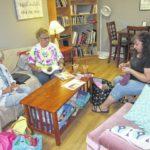 Stitchers group donates to charity