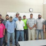 Surry graduates 10th class of truck drivers
