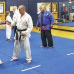 Martial arts event raises money for DARE