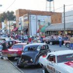 Race cars, classics fill Pilot Mountain