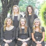 Homecoming Court named