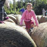 Shoals second graders visit corn maze