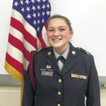 Four JROTC cadets recognized