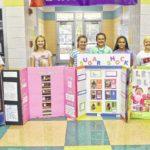 Shoals Elementary names science fair winners
