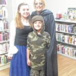 Halloween festivites draw youth of all ages