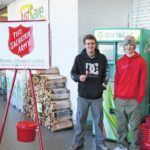 Salvation Army seeks bell ringers