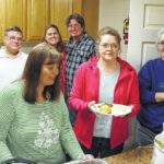 Holidays behind them, outreach center looks to 2017
