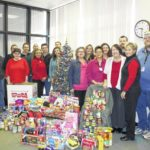 SCC technology services division helps with toy drive