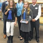 Surry County science fair winners advance to regional competition