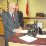 New leaders at the helm in county government