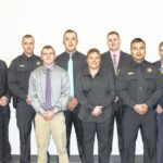 SCC Basic Law Enforcement graduates 20