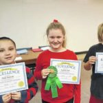 Shoals Spelling Bee winners named