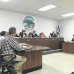 Pilot Mountain's board of commissioners declare Lola Lane pond a nuisance