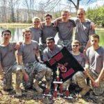 ROTC teams do well