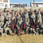 ROTC team brings home trophies, medals