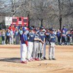 Baseball, softball off to rousing start