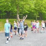 Shoals students part of exercise program