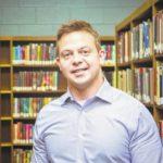 Unsworth receives Library Association Achievement Award